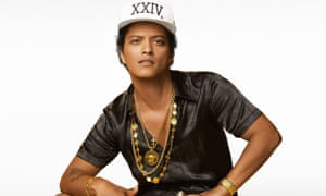 Bruno Mars, the latest celebrity to donate to Flint water crisis relief.