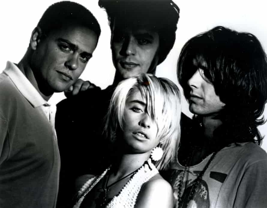 Wendy James fronts Transvision Vamp