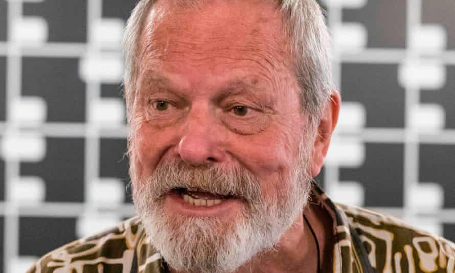 Terry Gilliam at the Karlovy Vary film festival.
