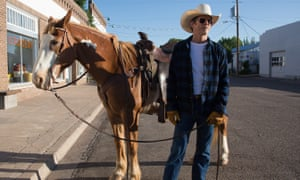 Kevin Bacon and a horse. Though not in that order.