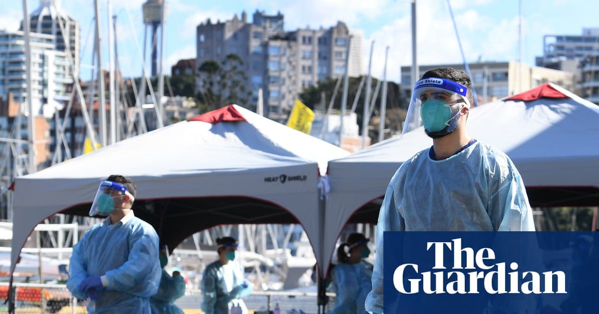 NSW says coronavirus outbreak 'on knife's edge' amid 19 new cases and growing clusters in Sydney's east – The Guardian