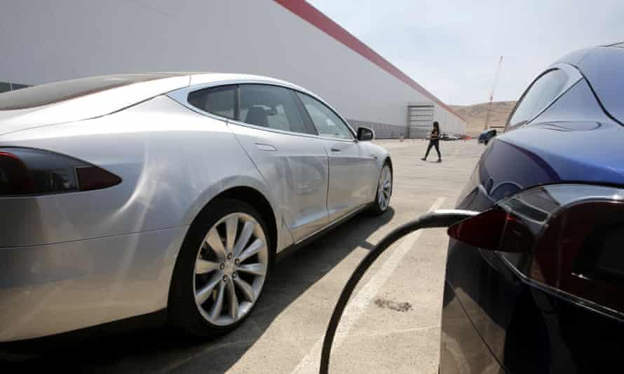 Nevada Tesla Model S