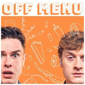 OFF MENU - podcast - logo -press image