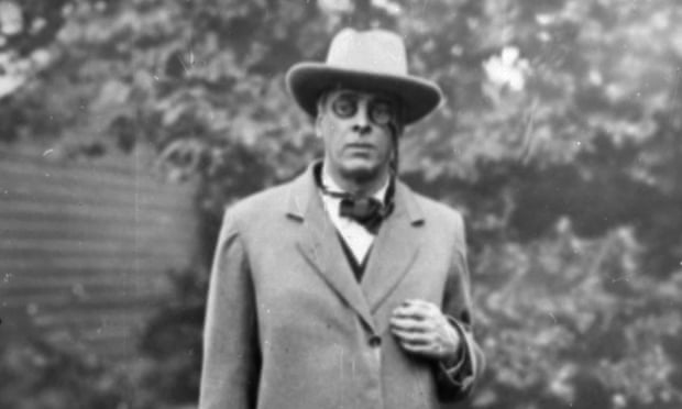Stolen WB Yeats Letters Identified At Princeton University by Dalya Alberge for The Guardian
