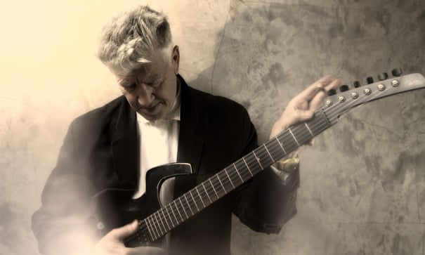 David Lynch on his band: 'Sound like headless chickens on speed