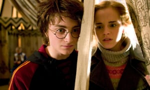 Daniel Radcliffe and Emma Watson faced adversity in Harry Potter and the Goblet of Fire.