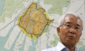 Hiroshi Shimizu, general secretary of the Hiroshima Confederation of A-Bomb Sufferers Organizations and a survivor of Hiroshima atomic bombing