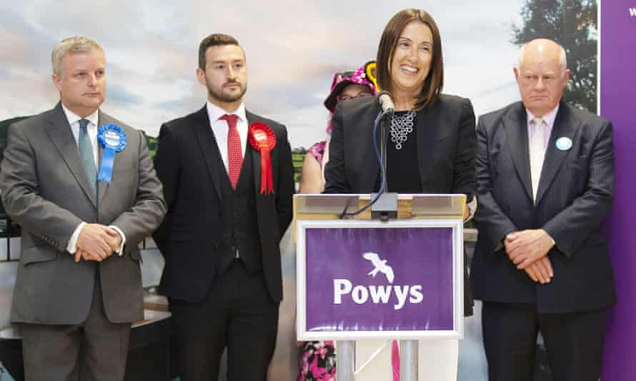 Liberal Democrat Jane Dodds