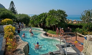 Poseidon Thermal Gardens, Ischia