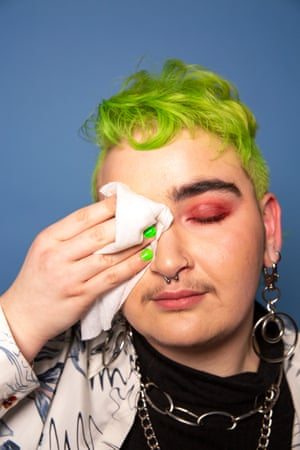 Photo by Zackary Drucker as part of Broadly's Gender Spectrum Collection.