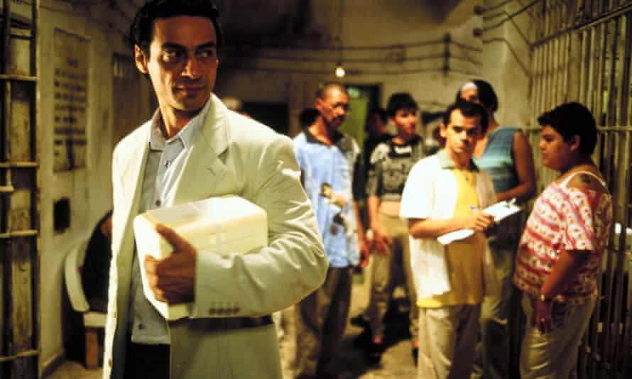 Carandiru, 2003, directed by Babenco.