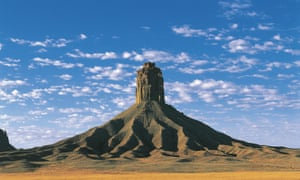 Ute Mountain Tribal Park. Monolith