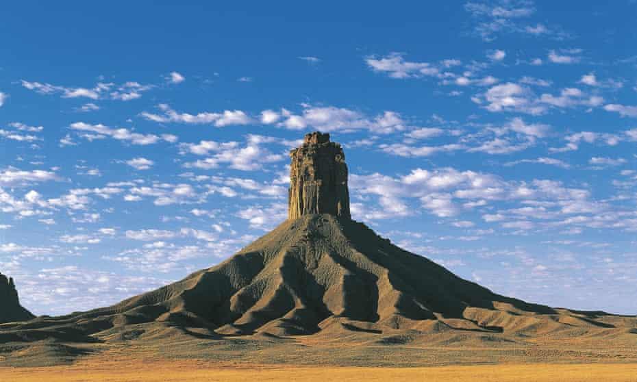 Ute Mountain Tribal Park. Monolith