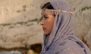 Crista Alfaiate in Arabian Nights Volume One: The Restless One
