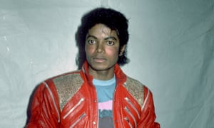 'While Thriller's title track is cartoonishly scary, Billie Jean is authentically scared' ... Michael Jackson in 1983.