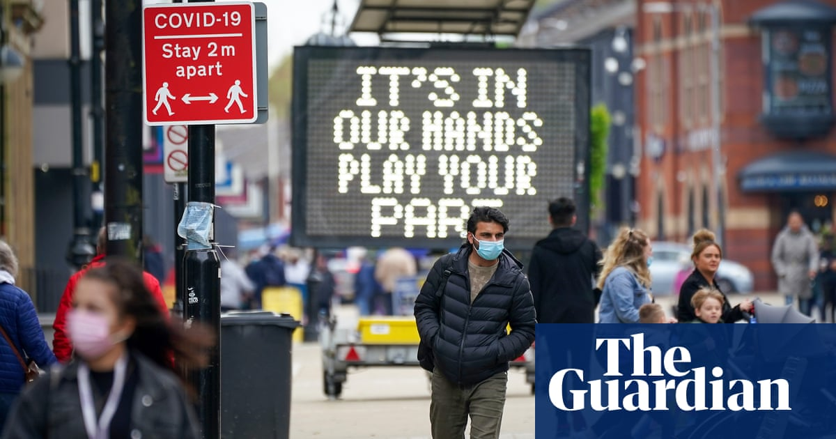 Vague messaging risks causing rise in English Covid cases, say scientists