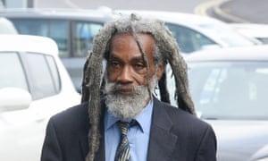 Judah Adunbi, also known as Ras.