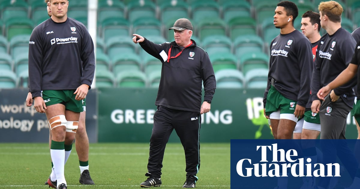 London Irish keen to get back on the pitch following Covid outbreak