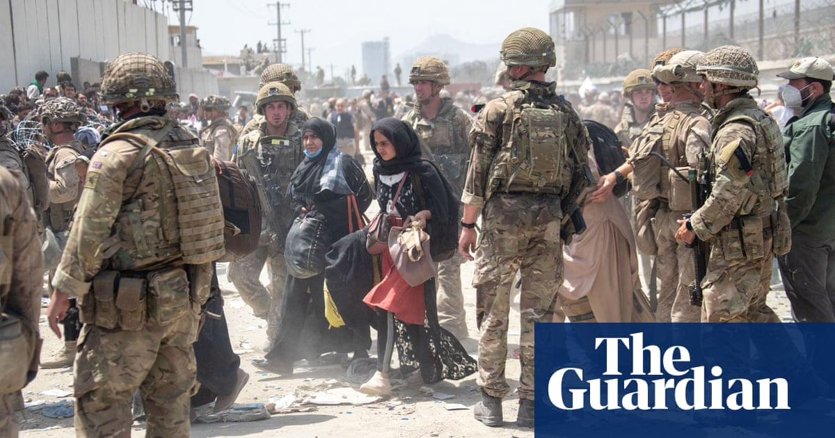 Dozens of MPs sign letter urging UK to evacuate all Kabul embassy guards