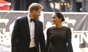 The Duke and Duchess of Sussex were criticised for their use of private jets.