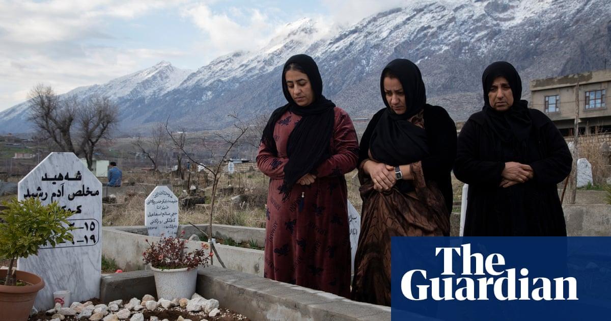 Kurds in 'mountain prison' cower as Turkey fights PKK with drones in Iraq