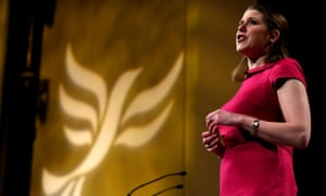 Jo Swinson rose from being Nick Clegg's private secretary to junior minister for employment relations and equality.