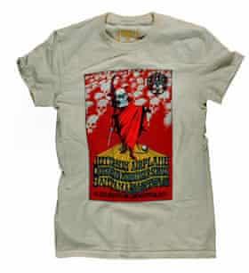 Jefferson Airplane T-shirt.