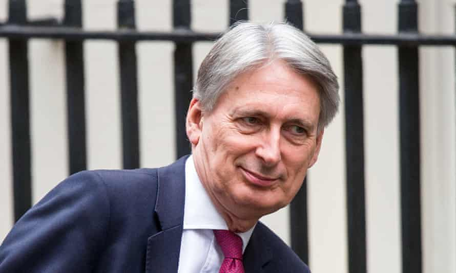 Hammond said the EU would not consider extending article 50 'unless or until we have a clear plan to go forward'.