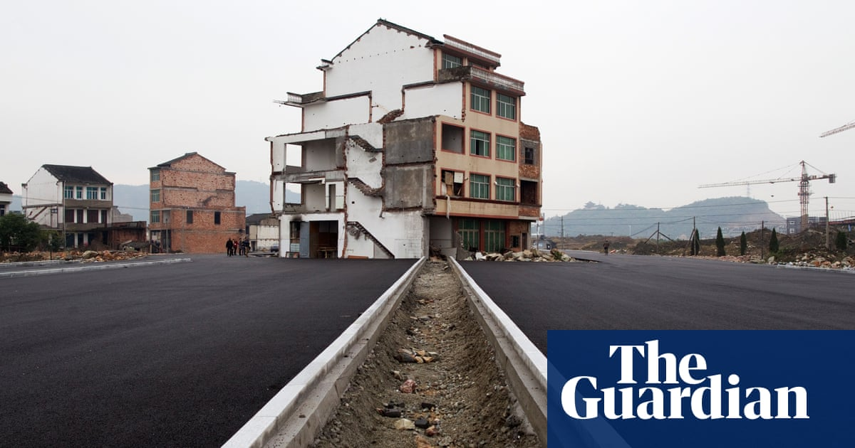 Curtains for the nail house? New plan targets China