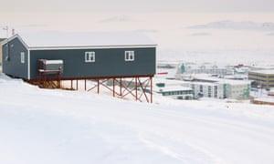 Iqaluit houses