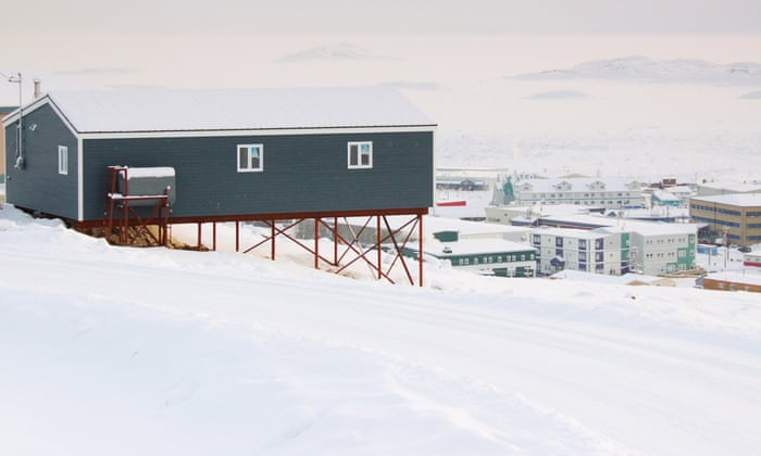 As climate change heats up, Arctic residents struggle to