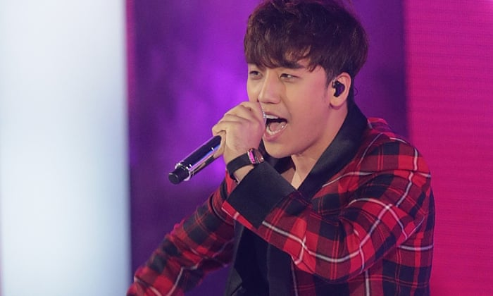 K-pop's Great Gatsby': Seungri charged over prostitution ring