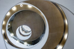 'A slick beacon of good governance with a whiff of oligarch bling' … Blavatnik School of Government by Herzog and de Meuron.