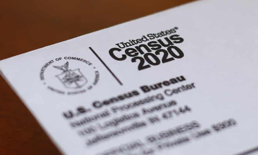 'The administration is rushing to end the census early in order to ensure that Trump, and not a successor with more respect for the constitution, is still in the White House to transmit the altered figures.'