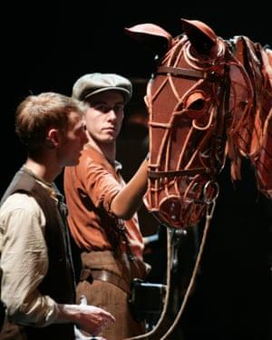 Toby Olié in War Horse