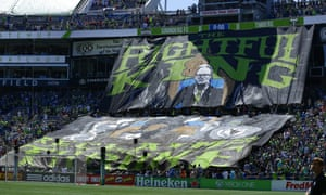 The Sounders and Timbers met at the weekend in MLS's most famous rivalry game