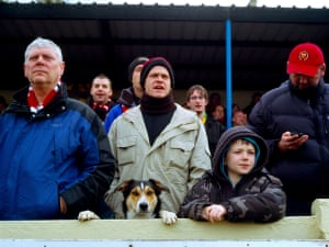 #38The Away SupportFC United of Manchester at Buxton FCSilverlands2008
