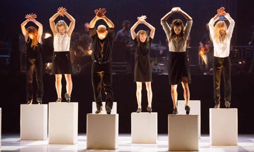 Monumental at Edinburgh Playhouse at Edinburgh festival 2016