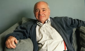 Master of the literary high wire: Colin Dexter in 2001.