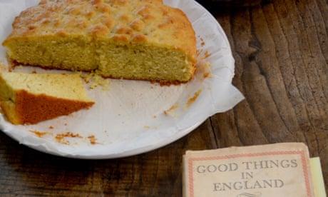 Rachel Roddy's recipe for caraway seed cake