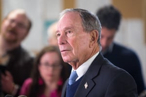 Michael Bloomberg is making moves to enter the 2020 race – and some of his fellow billionaires are already coming out for him.