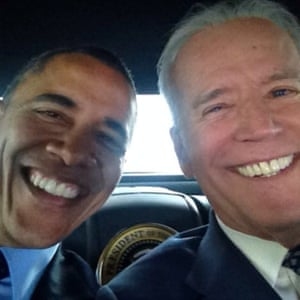 Who can forget the ultimate bromance that was Joe Biden and Barack Obama.