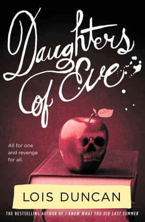 The cover of Lois Duncan's Daughters of Eve.