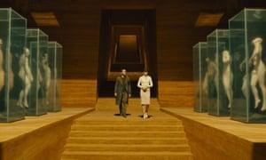 Blade Runner 2049, up for best production design