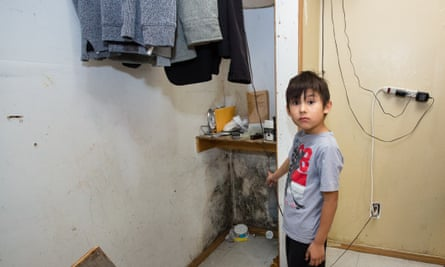 According to a report commissioned by Cat Lake First Nation, 87 homes are in such bad shape due to mould, bare wiring and cracked foundations that they need to be demolished.