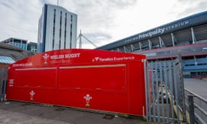 The Principality Stadium stayed shut on Saturday, with Wales' Six Nations clash with Scotland postponed.