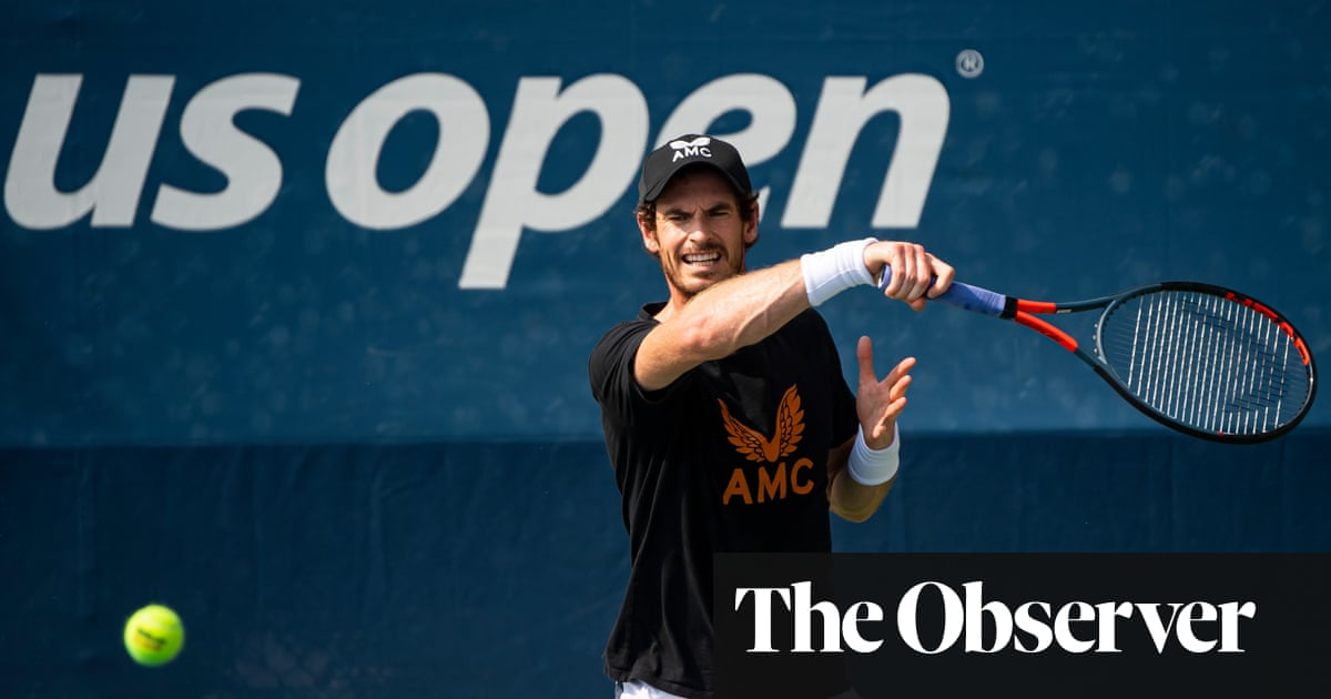 Andy Murray concerned by low uptake of vaccine among tour pros