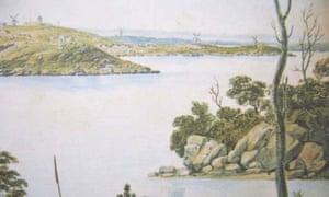 Barangaroo 1800s
