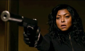Taraji P Henson has got enough sheer presence that she makes you believe she's a real person no matter what she's doing.