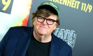 Filmmaker Michael Moore